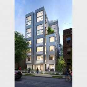 Bellevue Ave Mid-Rise Rendering Gray 235